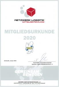 Netzwerk Logistik Mitteldeutschland